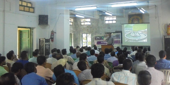 Suyathozhil Awareness Seminar – Vellore – 26.07.2015