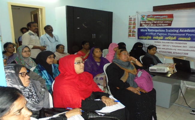 One-Day Training Camp (Exclusively for Women) – 23.10.2016 – Chennai