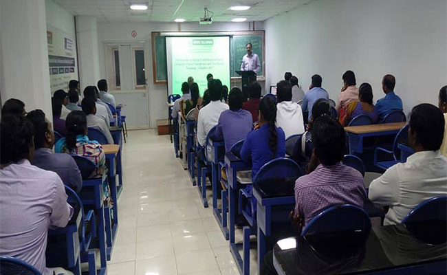 DISCUSSION ON INDIAN EXHIBITION ON RURAL PRODUCTS, MICRO ENTERPRISES AND VOCATIONAL TRAINING 16TH MARCH 2017 – SRM UNIVERSITY VADAPALANI CHENNAI